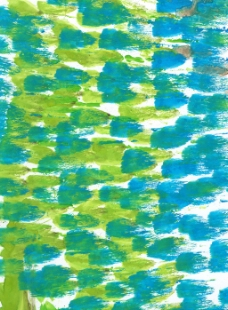 青蓝混合刷痕背景