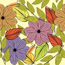 花朵背景素材