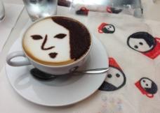 岚山咖啡图片