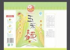 玉米面条纸