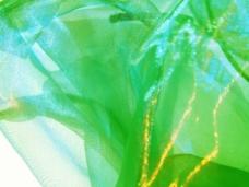 梦幻丝绸绿色背景