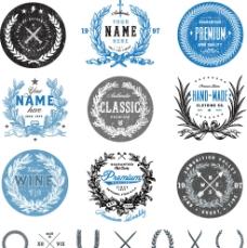 欧式标签图片