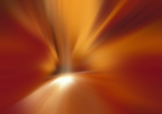 橙色聚光背景