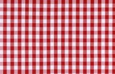 衣服红色格子背景
