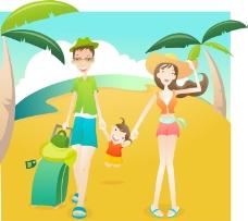 家庭休閒海島度假