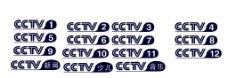 CCTV标志图片