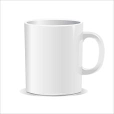 水杯矢量素材