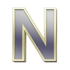 从黑色与金色光泽的框架集的一个字母的字母表