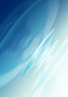 蓝色旋风背景图片