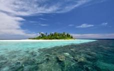 岛屿风景图片