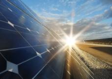 太阳能板图片