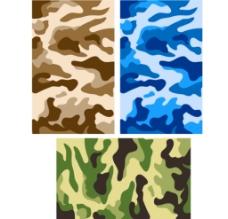 五彩纹图片