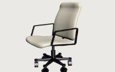 辦公椅3D模型