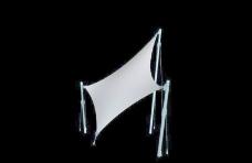 張拉膜3DMAX