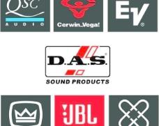 几个专业音响的标志