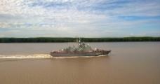 越南导弹艇图片