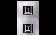 室内装饰建筑部件之门-0343D模型