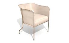欧式家具椅子0093D模型