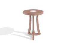 欧式家具椅子0143D模型