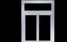 室内装饰建筑部件之门-0383D模型