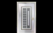 室内装饰建筑部件之门-0333D模型
