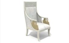 欧式家具椅子0423D模型