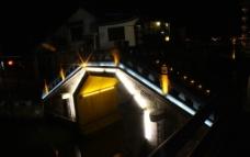 西塘夜景图片