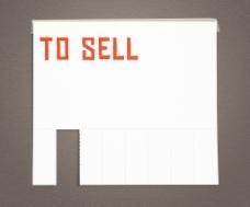 出售广告海报背景