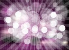 紫色的光爆摘要背景矢量