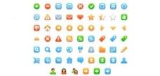 60开发网页图标包