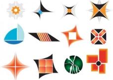 12矢量标志设计包