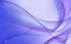 藍紫色摘要波矢量背景