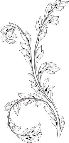 传统花纹图案底纹