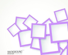 创造性的几何图案文字背景矢量素材03