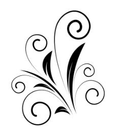 装饰漩涡矢量设计元素