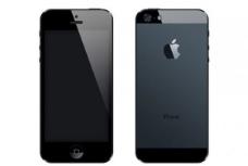 苹果iPhone 5手机模型集PSD