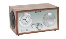 老式的奥特华ax-dr2000无线电图形PSD