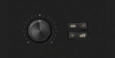 黑暗的控制旋鈕
