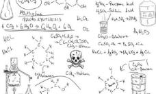 化学公式的向量符号学