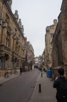 剑桥街景图片