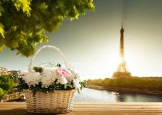 埃菲尔铁塔 巴黎 巴黎图片