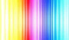 彩虹色背景竖条纹底纹图片