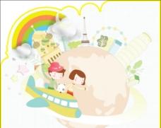 幼儿园异形板图片