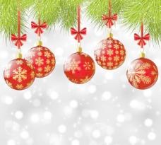 圣诞卡和海报矢量素材04