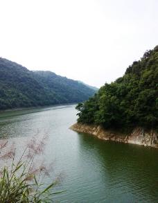 水库风景图片