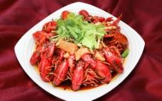 十三香龙虾图片
