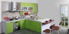 德意 效果图 厨房图片