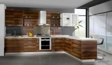 厨房现代 德意 效果图图片