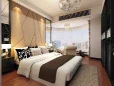 现代卧室装饰风格