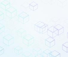 立方体的背景